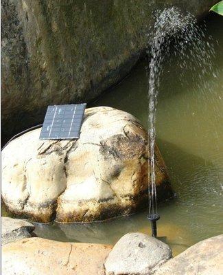 太陽能水泵 沉水馬達 太陽能抽水泵 太陽能抽水馬達 潛水泵 露營打水 太陽光驅動噴水 無刷水泵