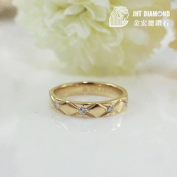 【JHT金宏總珠寶/GIA鑽石專賣】Chanel 香奈兒 戒指 ( JB23-A056)