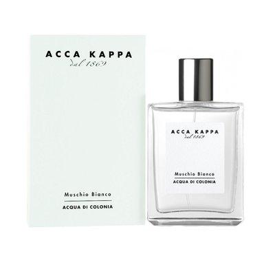 岡山戀香水~ACCA KAPPA 白麝香香水50ml~優惠價:990元