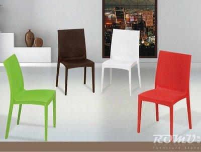 【DH】商品編號Q117-2商品名稱造型餐椅。備有四色可選。輕巧/雅緻/細膩/簡約風/經典傢飾。主要地區免運費