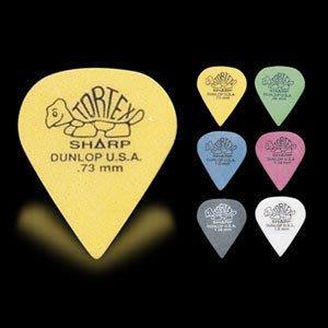☆ 唐尼樂器︵☆ DUNLOP TORTEX SHARP 烏克麗麗/古典吉他/民謠吉他/電吉他/電貝斯用 PICK 彈片