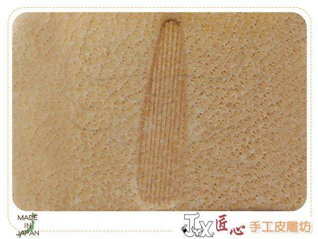 ☆ 匠心 手工皮雕坊 ☆ 日製 Craft印花工具 (編號:SKP369)  /皮革 陶土 刻印