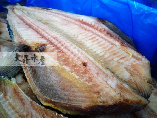 【大昇水產】*極品*產地直送日本進口去頭大花魚一夜干