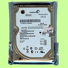 5Cgo~ 3~Seagate Momentus ST980823A 80GB 5400轉