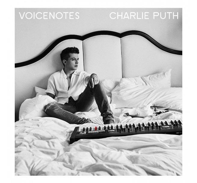 合友唱片 面交 自取 CP查理 Charlie Puth / 聲情記事 Voicenotes CD
