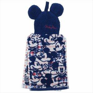迪士尼 米奇 擦手毛巾