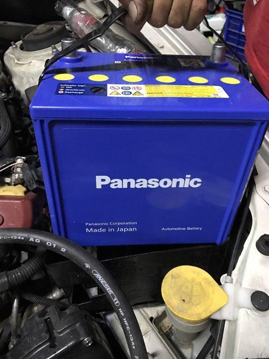 ◇光速LED精品◇國際牌 Panasonic 日本銀合金電池 100D23L