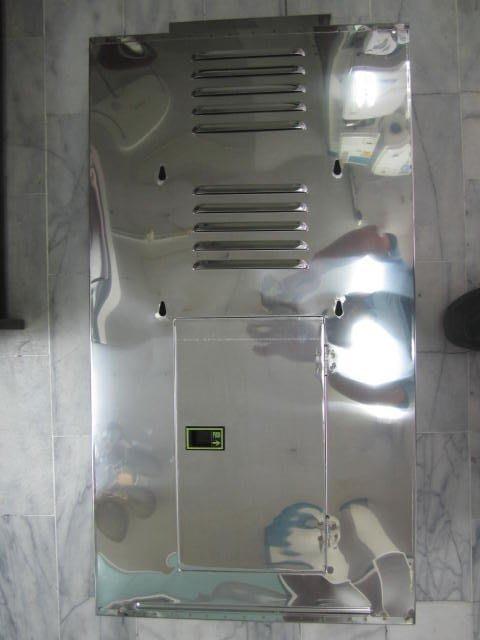 ~厚康優~0.4mm熱水器被偷怕了戶外防護衣外罩 防風罩 防雨罩  強排  不鏽鋼白鐵抗風