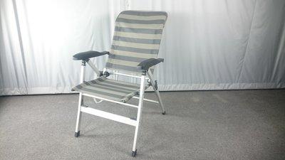 2 張 折疊多段後躺全鋁椅~椅背高可頭...