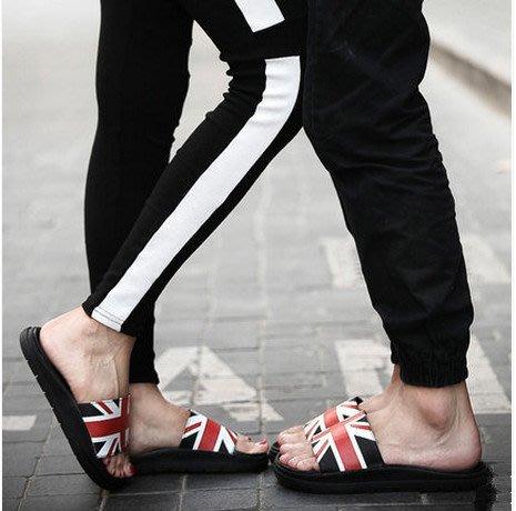 拖鞋男夏天韓版個性一字拖男生拖鞋室外沙灘鞋防滑潮男涼拖鞋