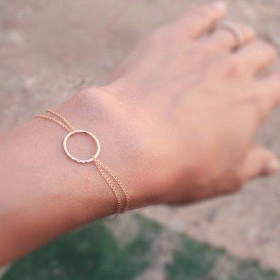 BIRDYEDGE 首創 五金扣環 女性 手環 項鍊 氣質  單品 飾品