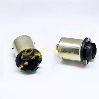 【PA LED】勁戰 V2 Racing Cuxi 1156 歐規 斜角 轉接 T10 LED 方向燈 轉接頭 轉接座