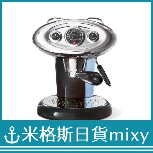 日本 illy FrancisFrancis! X7.1 Iperespresso膠囊咖啡機 黑色【米格斯日貨mixy】