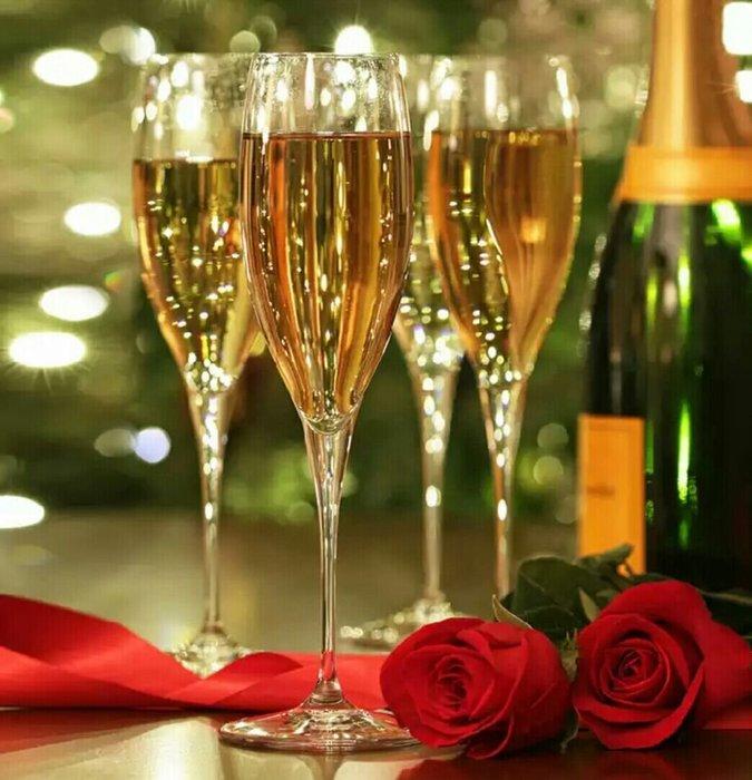 義大利無鉛水晶杯香檳杯 高腳杯【 蘇菲亞精品傢飾】