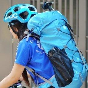 MAY SHOP【BK105050231】LOCALLION公路車背包 登山包  大容量環島 後背包