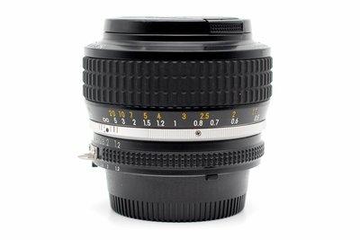 【高雄青蘋果3C】Nikon AIS 50mm F1.2 手動鏡 定焦鏡 大光圈 二手鏡頭 單眼鏡頭 #26542