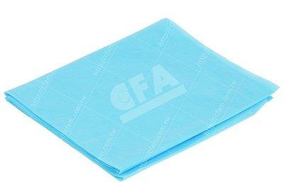 美容床巾 藍 230x140 cm/單張 床罩桌巾防塵巾拋棄式美容巾不織布床巾推拿巾SPA床巾鋪床紙鋪床單油壓床巾油壓紙