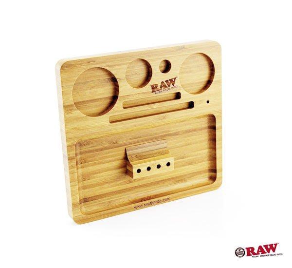 GOODFORIT / 西班牙RAW Bamboo Filling Tray一體成型竹木盛盤