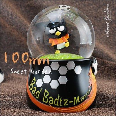 Sweet Garden, 酷企鵝踢足球音樂水晶球(免運) 送男孩 世足賽禮物