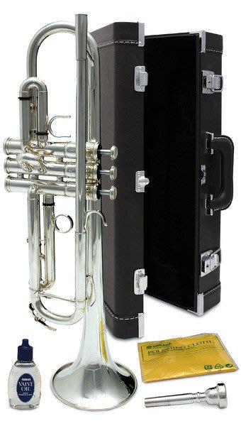 【六絃樂器】全新日廠 Yamaha YTR-6335 S ll  6335S II 二代專業型鍍銀小號 / 現貨特價