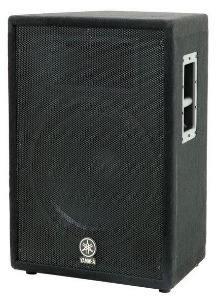 【六絃樂器】全新 Yamaha A15 800W Max 二音路喇叭 / 舞台音響設備 專業PA器材