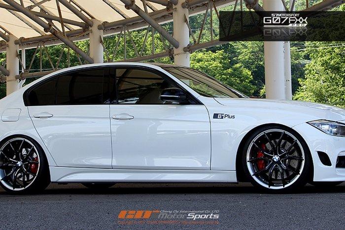 RAYS G07FXX PRO 鑄造鋁圈 經典再進化 BMW E92 E90 F30 F10  5H120 / 制動改