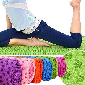 100%超細纖維瑜珈鋪巾送收納袋運動鋪巾運動墊瑜珈墊止滑墊防滑墊瑜珈毯子地墊野餐墊腳踏墊子D087-125⊙偷拍網⊙