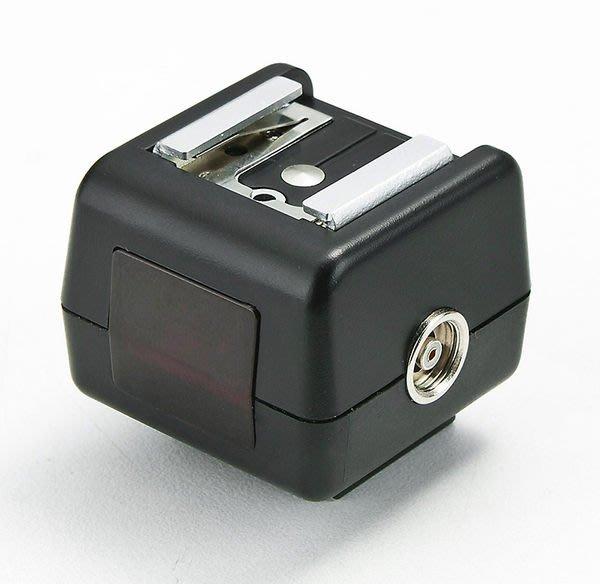 呈現攝影-Viltrox 熱靴轉換器 FC-5P 有PC孔 C/N家燈可用 通用型 似TF-321 600D/650D/G1x