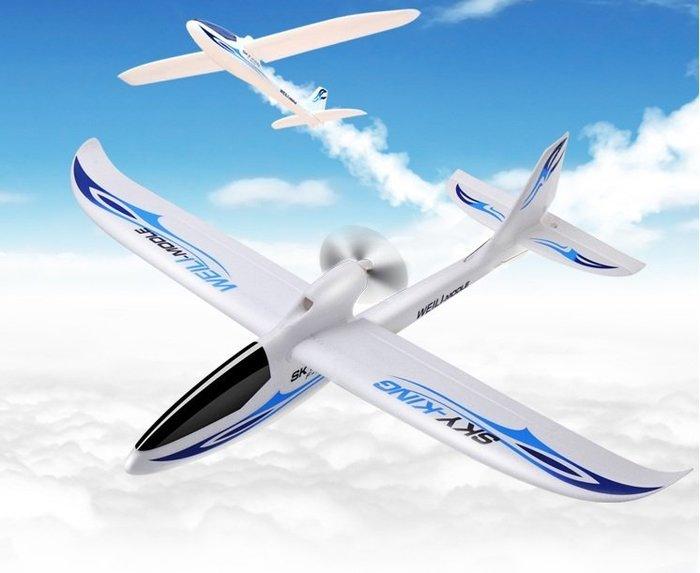 阿莎力 遙控飛機 滑翔機 天空衝浪者 偉力F959 全套到手可玩