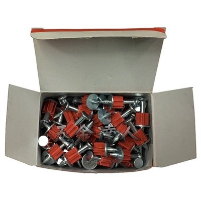 【五金達人】台製 H27 平頭水泥釘 適用於DX2 DX36 DX351 DX460 A40