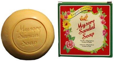 岡山戀香水~印度 Mysore 檀香保濕護膚皂150g~優惠價:59元