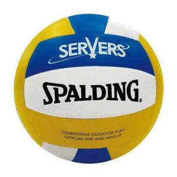 冠春企業/SPALDING 斯伯丁排球Servers 5號排球/橡膠排球
