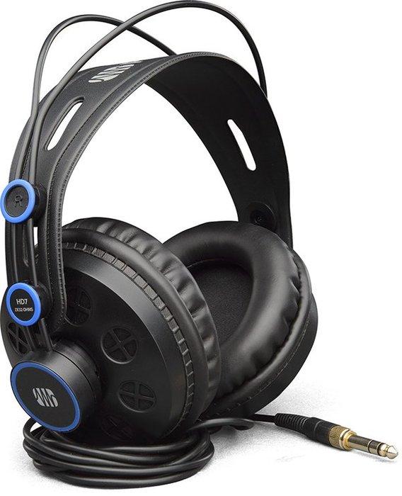 《民風樂府 》美國專業品牌 PreSonus HD7 全罩式專業監聽耳機 低頻量感足  公司貨現貨供應