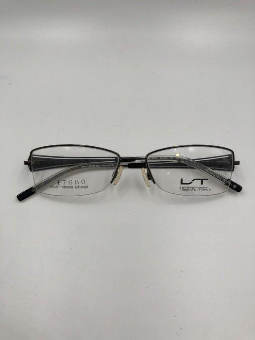 頂傑 Lightec 斯文半框眼鏡 - 6532L