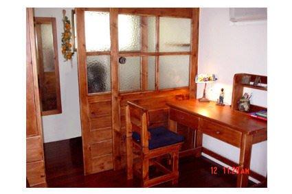 原木工坊~  居家空間配置規劃  原木書桌;電腦桌