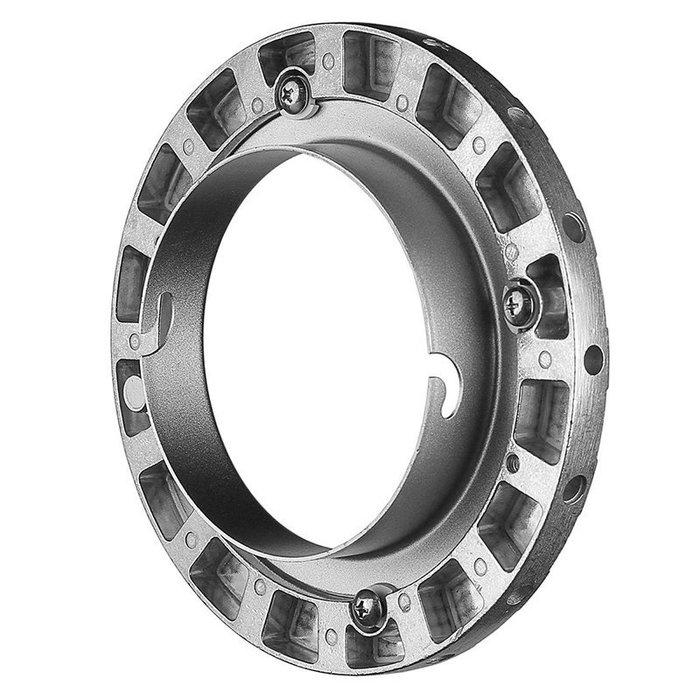Phottix Speed Ring 棚燈轉接座 For Elinchrom(愛玲瓏)卡口  棚燈/外拍燈/柔光罩/八角