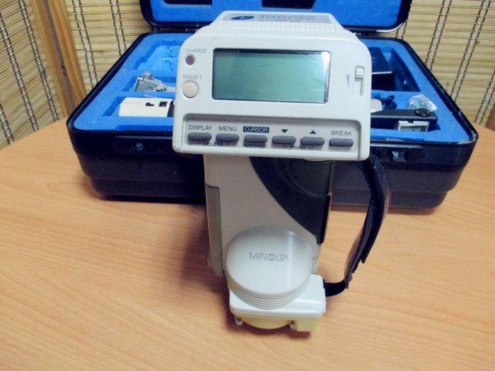 康榮科技二手儀器領導廠商Minolta CM-503i Spectrophotometer W/DPU-201GS分光儀