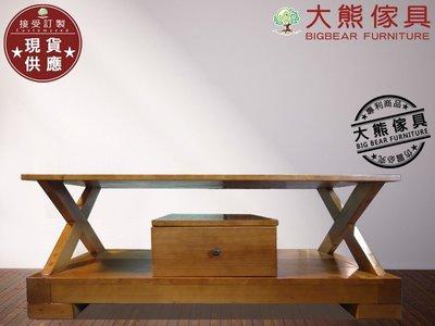 【大熊傢俱】 小萬大茶几 原木茶几 桌子 實木茶几 原木桌 咖啡桌 泡茶桌 日式和風 客廳桌 矮桌 會議桌 儲物桌