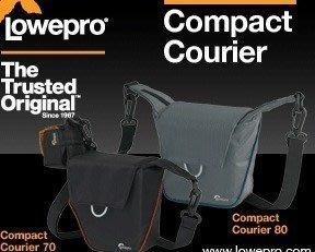 4折~光華店~~Lowepro Compact Courier 70信差輕巧包NEX,GF