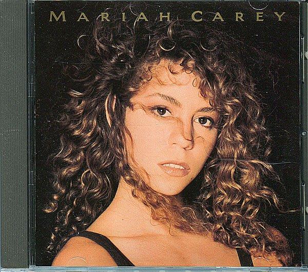 【塵封音樂盒】瑪麗亞凱莉 Mariah Carey 同名專輯  日本版