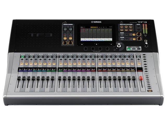 【六絃樂器】全新 Yamaha TF3 數位混音器 / 另有 TF1 TF5 舞台音響設備 專業PA器材
