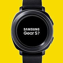 $20 /2張 Samsung Gear S4 高清防指紋9H 強化玻璃 手錶保護貼 深水埗店/ 荃灣店