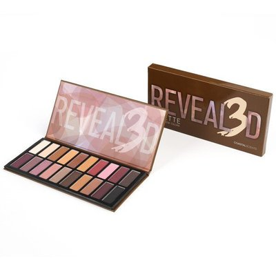 【愛來客 】美國直送Coastal Scents Revealed Palette 3   第三代20色眼影盤