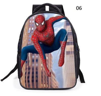 蜘蛛侠包 盾牌后背包 托特包 斜背包 男 女 情侣包 复仇者联盟 包包 蜘蛛人 英雄内战 小学生包包 书包