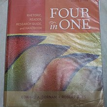 Fourth Edition RHETORIC, READER, RESEARCH GUIDE, and HANDBOOK FOUR in ONE(HKBU 副學士專用書)