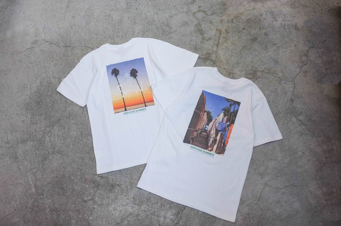 車庫服飾 -- SHADOW 2018SS Hawaii Print Tee