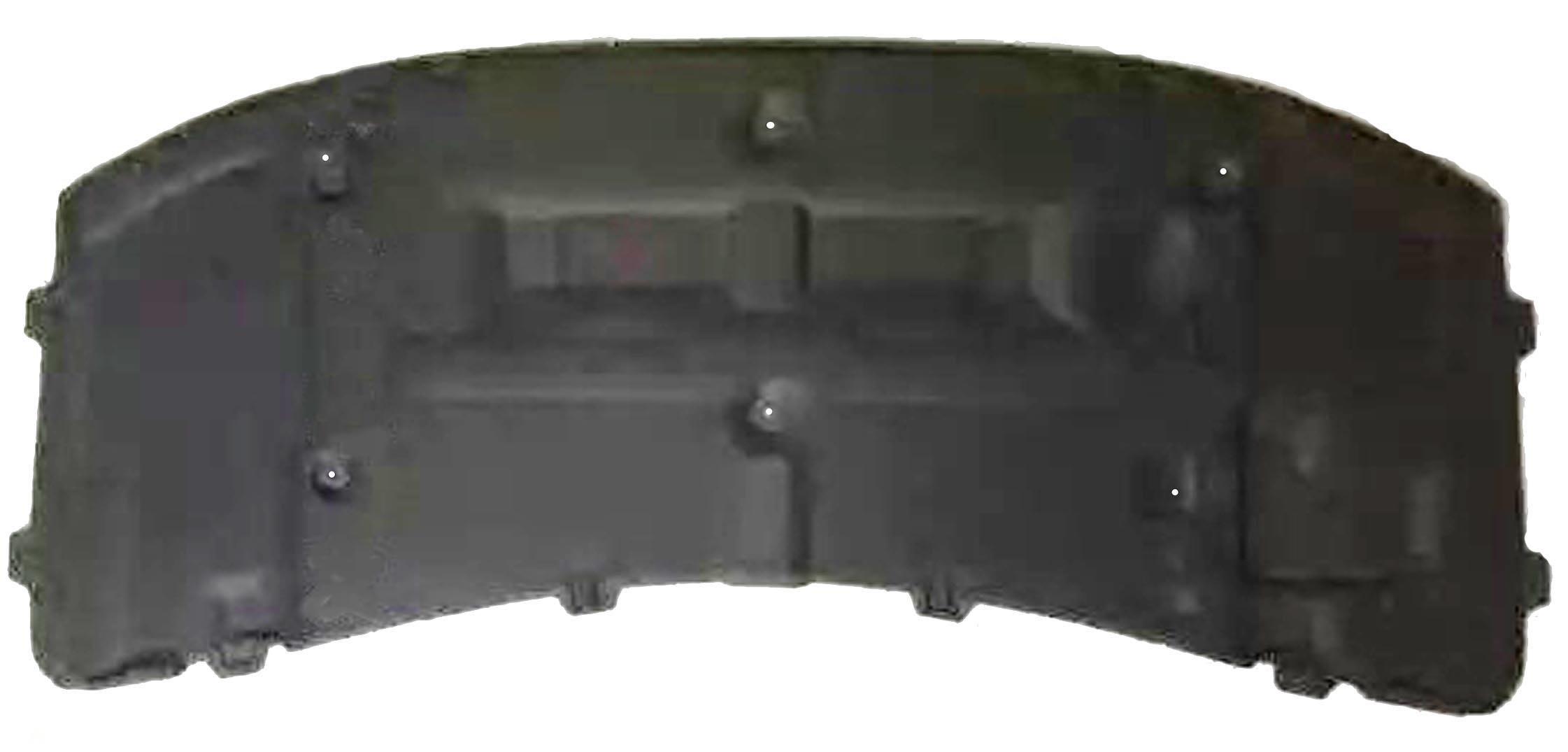 RANGE ROVER L322 (02~12) 引擎室隔熱棉