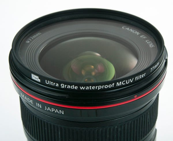 呈現攝影-品色 MCUV 超硬防水UV鏡 77mm 雙面鍍膜 保護鏡 高透光 薄框B+W等級用 高級銅框