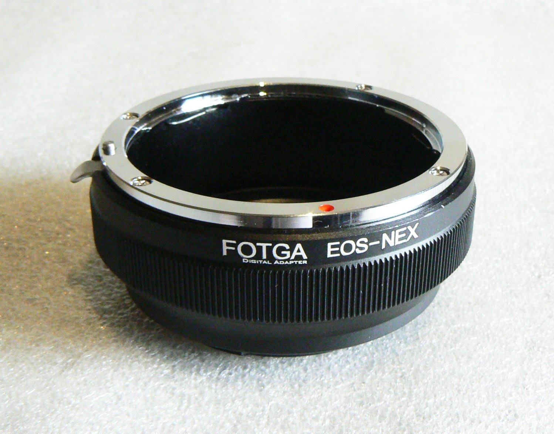 【悠悠山河】專業級 FOTGA Canon-NEX~Canon EOS EF 轉 A7II.A7R.NEX.E卡口適用