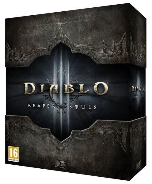 尼德斯Nydus~* Blizzard 暗黑破壞神3《奪魂之鐮》暴風雪 典藏版 Diablo 3 Reaper of Souls